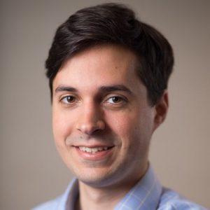 Headshot of Jason Ewas